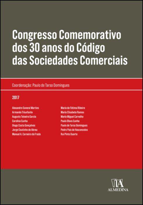 Congresso Comemorativo dos 30 anos do Código das Sociedades Comerciais