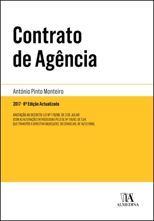 Contrato de Agência - Anotação