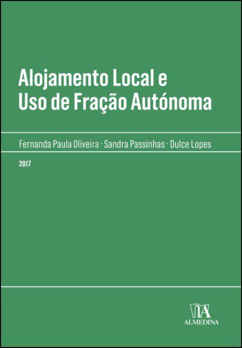 Alojamento local e uso de fração autónoma