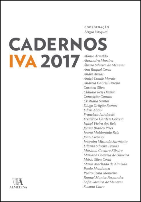 Cadernos IVA 2017