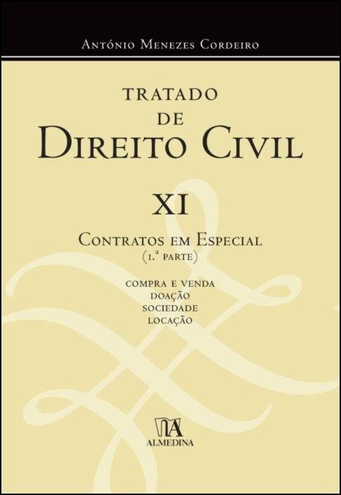 Tratado de Direito Civil XI - Contratos em Especial
