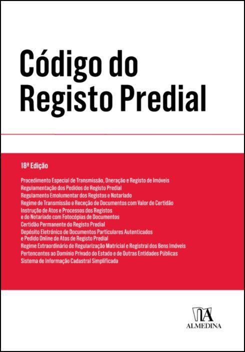 Código do Registo Predial