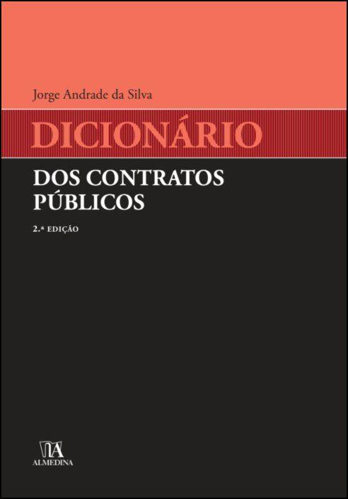 Dicionário dos Contratos Públicos