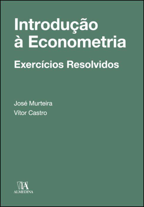 Introdução à Econometria - Exercícios Resolvidos