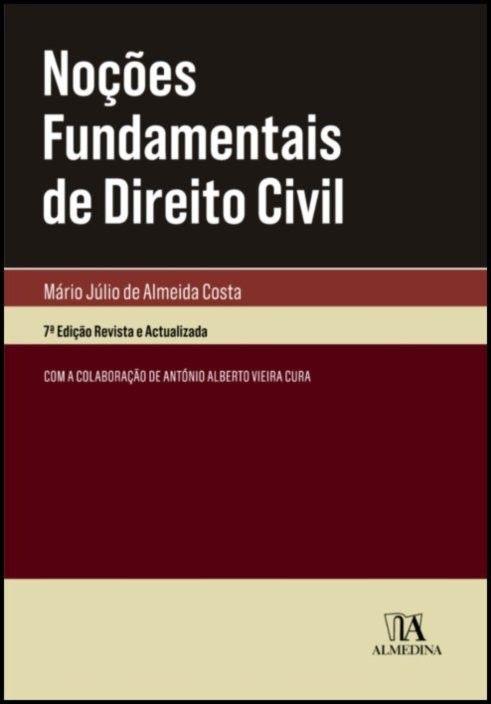 Noções Fundamentais de Direito Civil