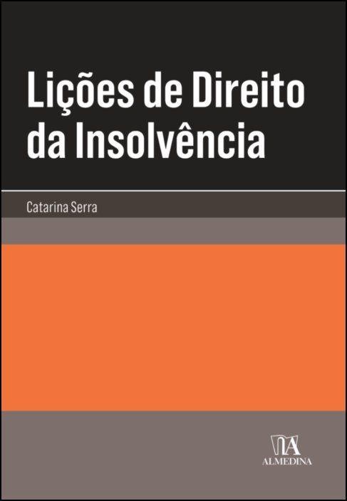 Lições de Direito da Insolvência