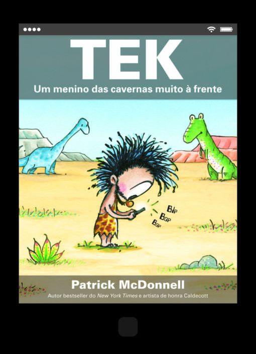 TEK - Um menino das cavernas muito à frente