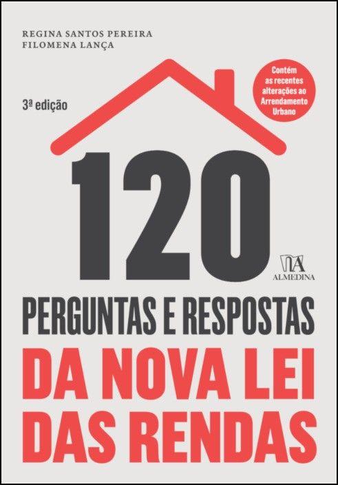 120 perguntas e respostas da nova lei das rendas
