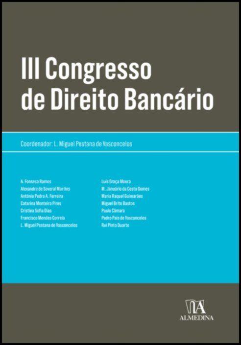 III Congresso de Direito Bancário