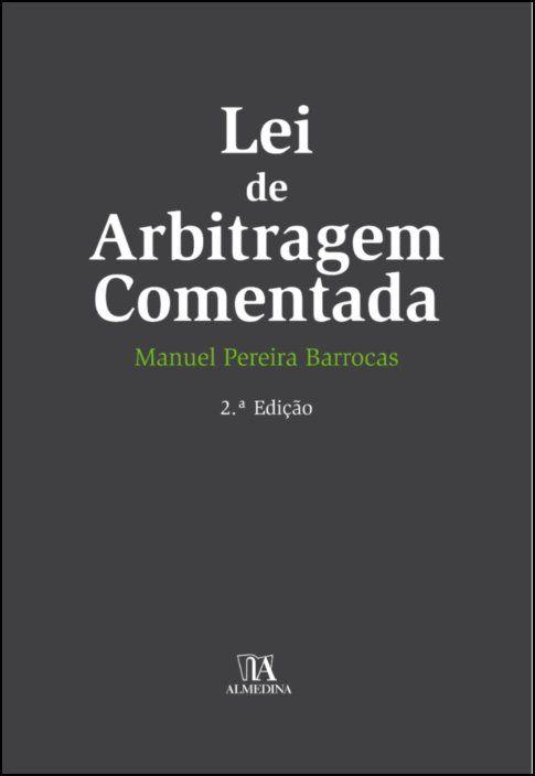 Lei de Arbitragem Comentada
