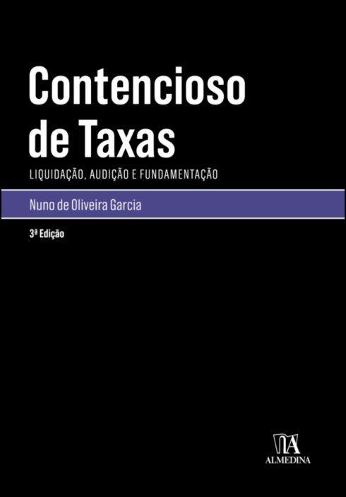 Contencioso de Taxas