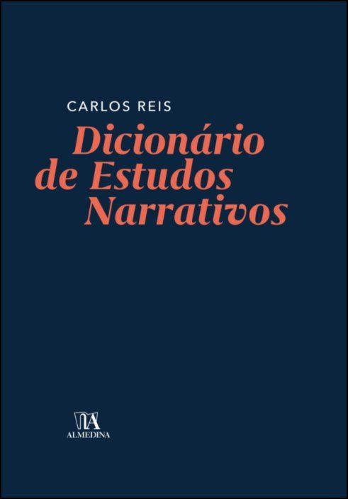 Dicionário de Estudos Narrativos - Versão cartonada