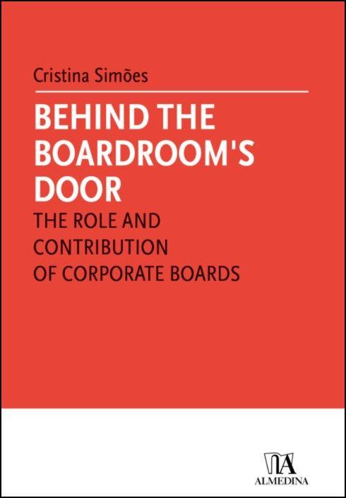 Behind The Boardroom's Door
