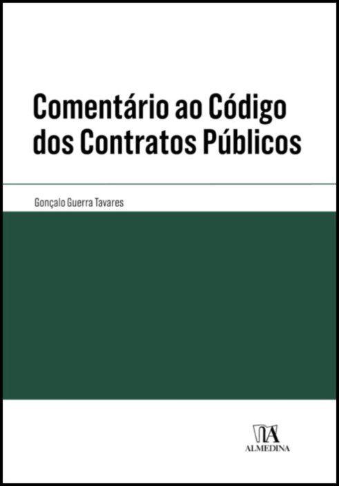Comentário ao Código dos Contratos Públicos