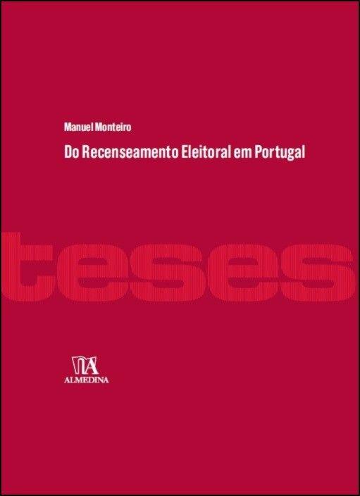 Do Recenseamento Eleitoral em Portugal