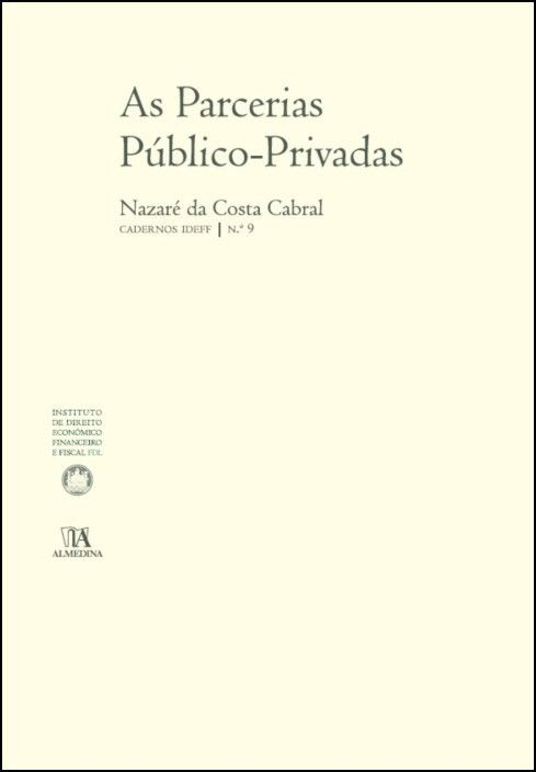 As Parcerias Público-Privadas