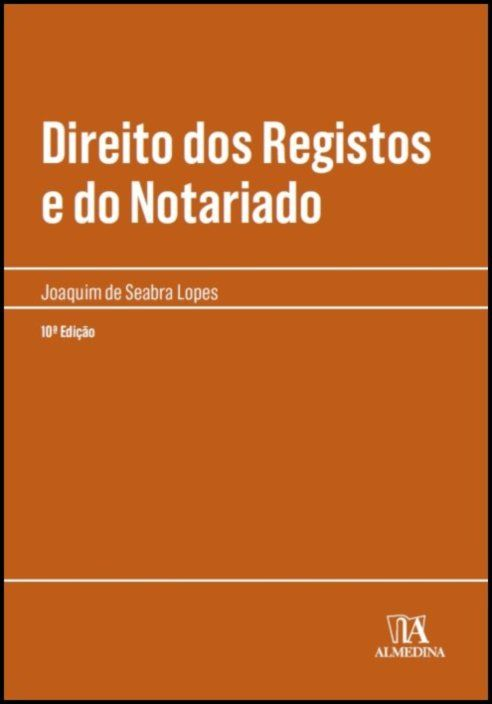 Direito dos Registos e do Notariado