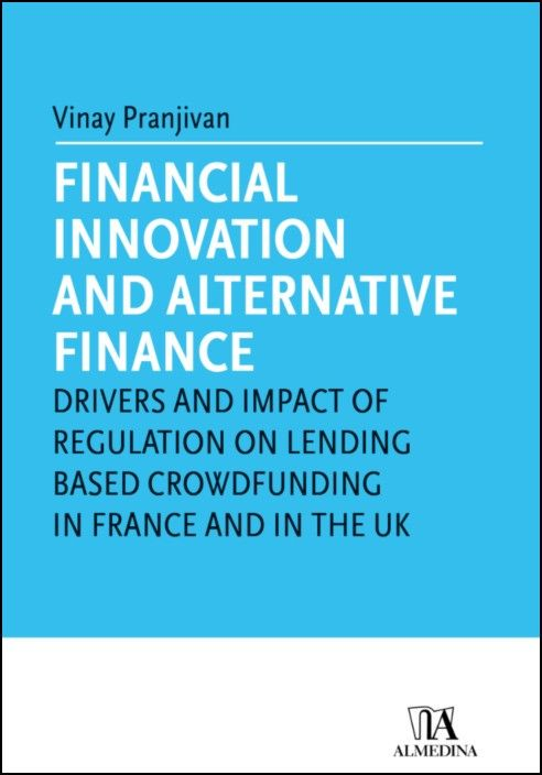 Financial innovation and alternative finance