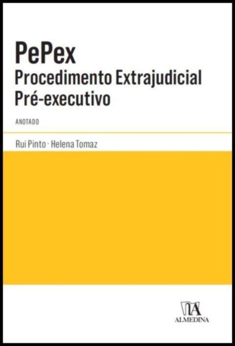 Procedimento Extrajudicial Pré-executivo Anotado