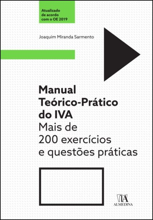 Manual Teórico-Prático do IVA - Mais de 200 exercícios e questões práticas