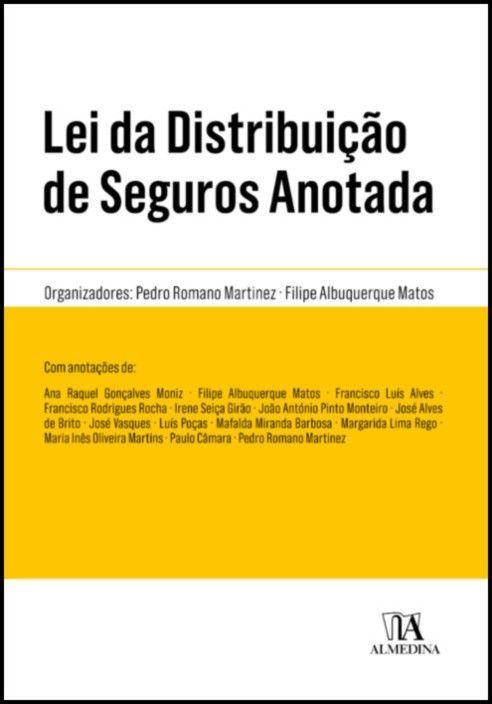 Lei da Distribuição de Seguros Anotada