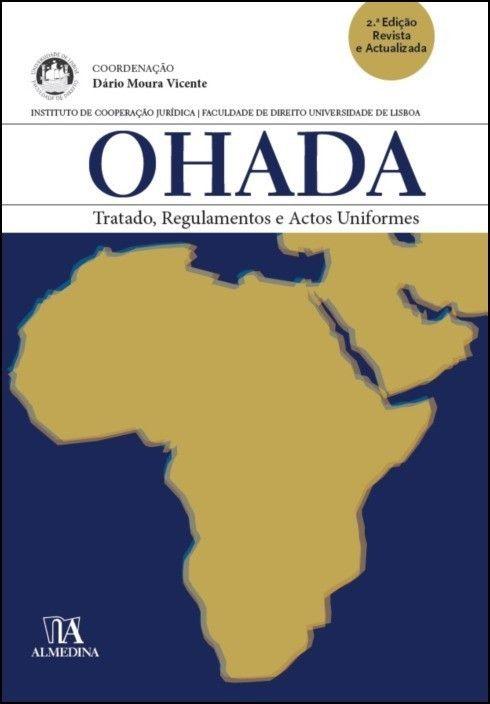 Ohada - Tratado, Regulamentos e Actos Uniformes