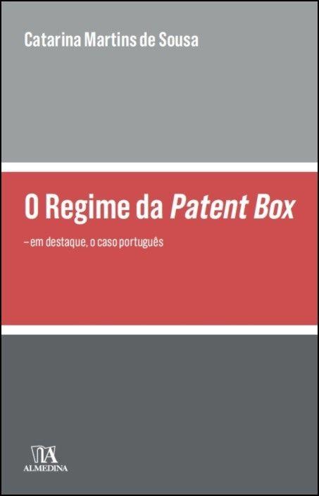 O Regime da Patent Box