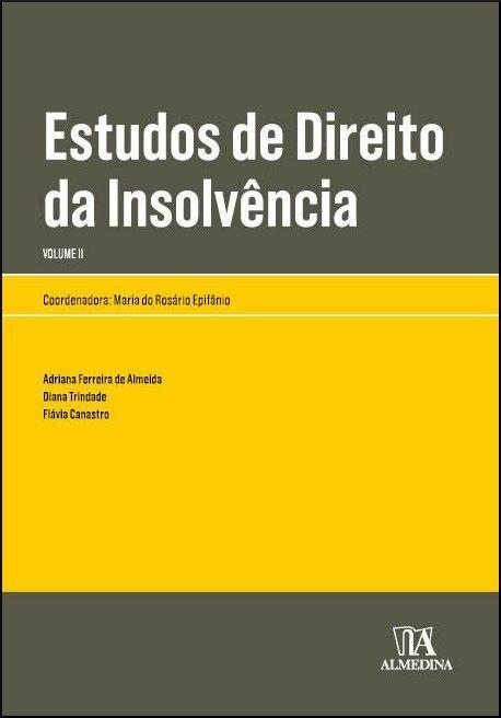 Estudos de Direito da Insolvência II
