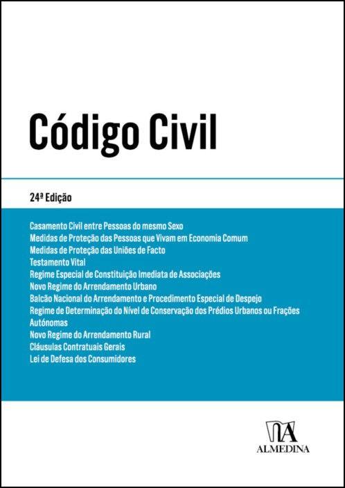 Código Civil - Edição de Bolso
