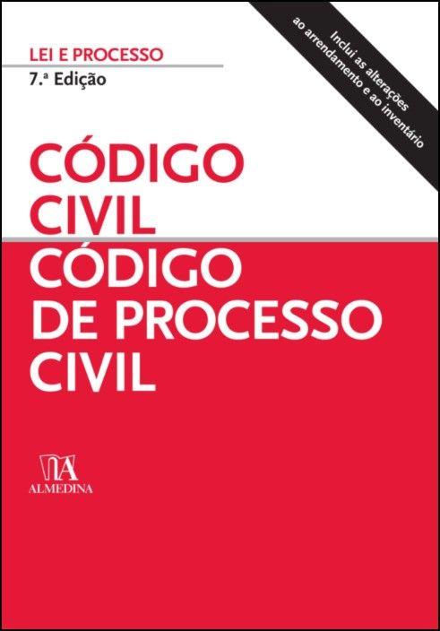 Código Civil - Código de Processo Civil