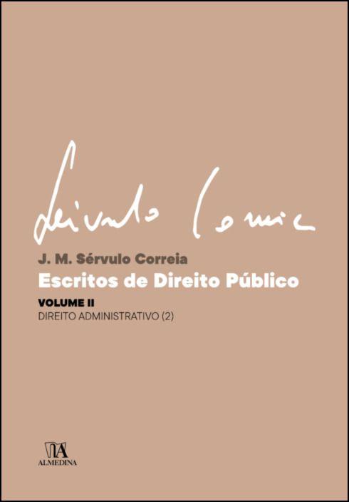Escritos de Direito Público - Volume II
