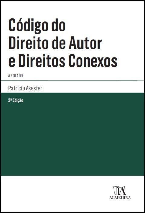 Código do Direito de Autor e Direitos Conexos