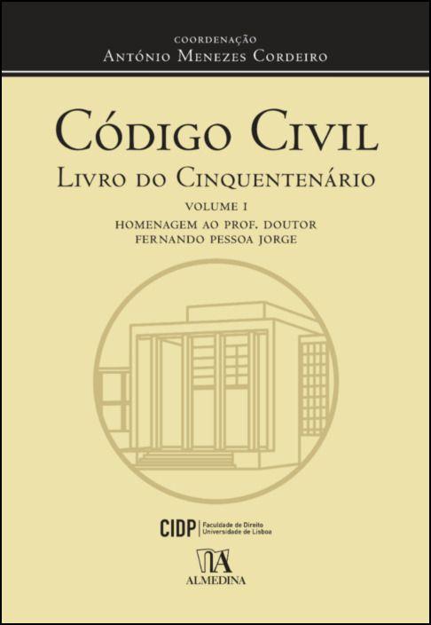 Código Civil - Livro do Cinquentenário - Volume I
