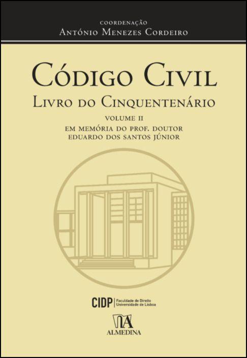 Código Civil - Livro do Cinquentenário - Volume II