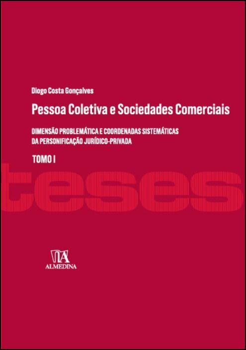 Pessoa Coletiva e Sociedades Comerciais