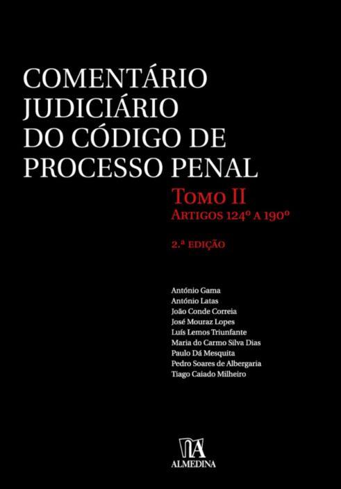 Comentário Judiciário do Código de Processo Penal -Tomo II