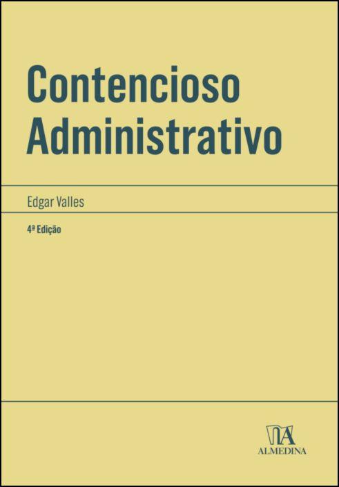 Contencioso Administrativo - 4ª Edição