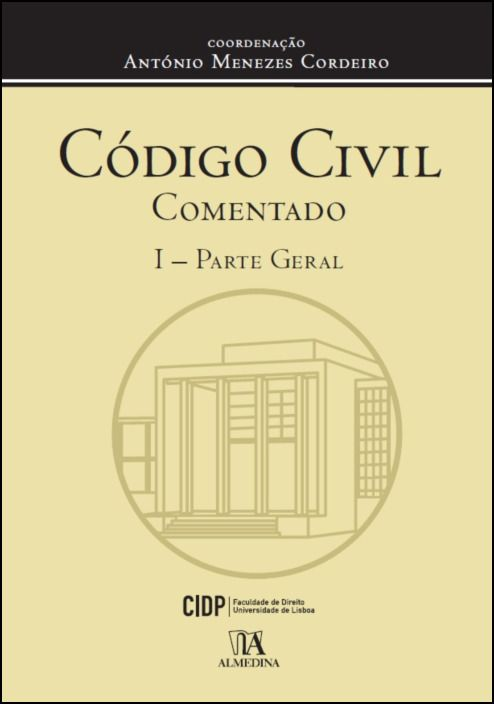 Código Civil Comentado (brochado)- I - Parte Geral