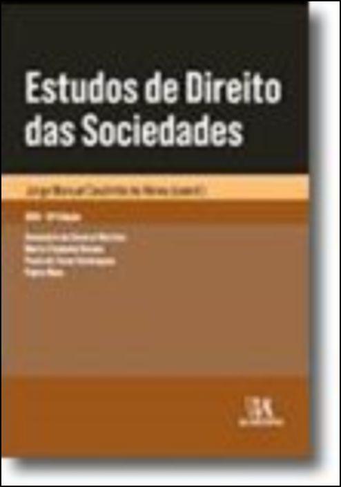 ESTUDOS DE DIREITO DAS SOCIEDADES