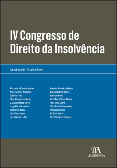 IV Congresso de Direito da Insolvência