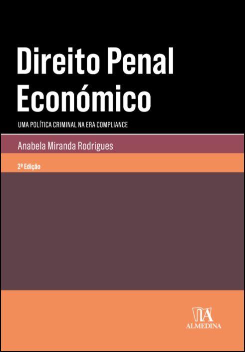 Direito Penal Económico - 2ª Edição