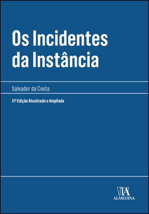 Os Incidentes da Instância