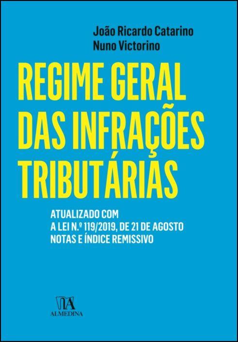 Regime Geral das Infrações Tributárias