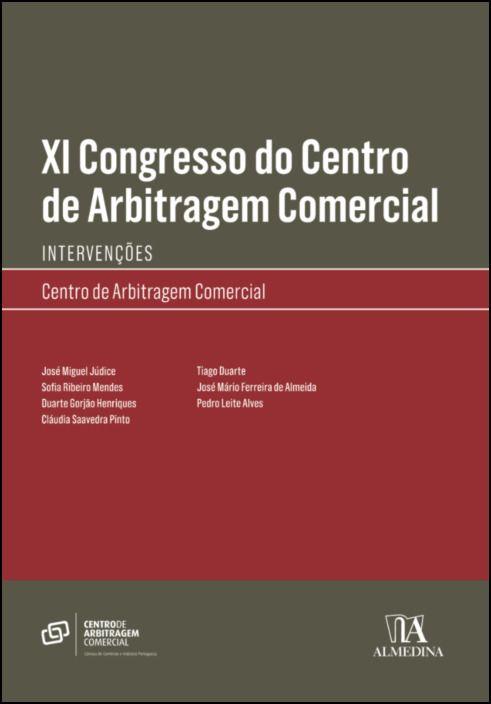 XI Congresso do Centro de Arbitragem Comercial