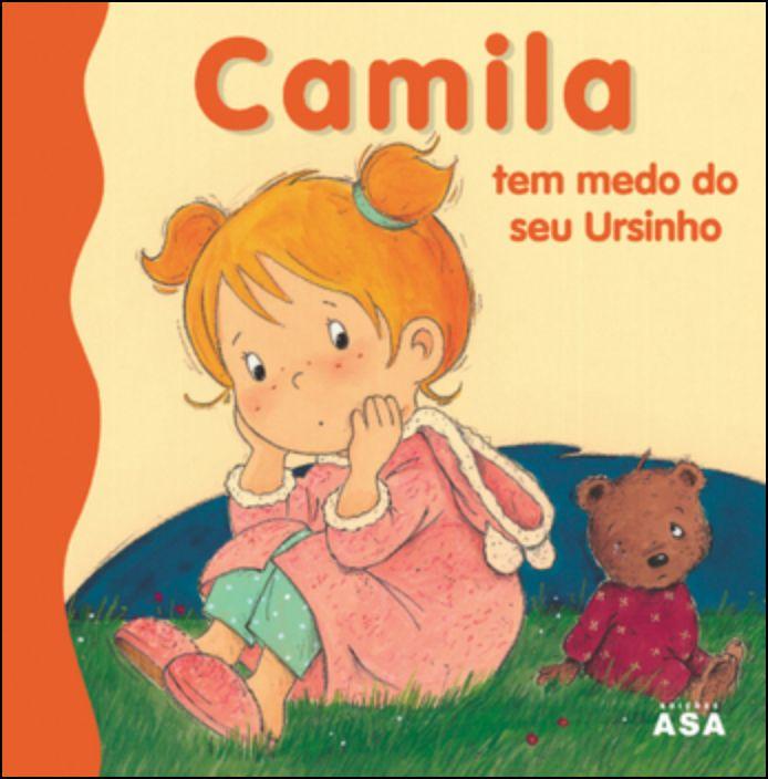 Camila Tem Medo Do Seu Ursinho