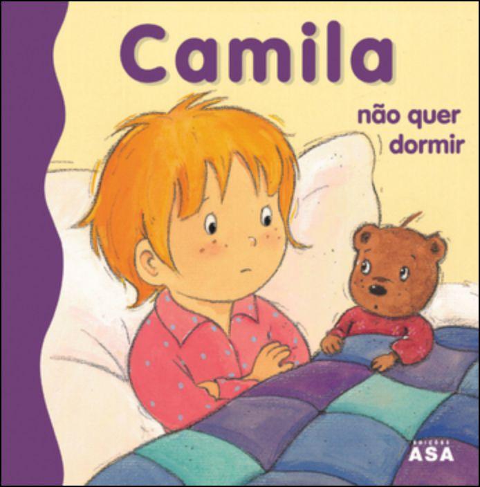 Camila Não Quer Dormir