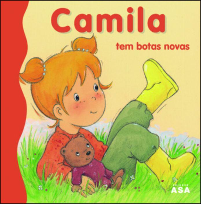 Camila Tem Botas Novas