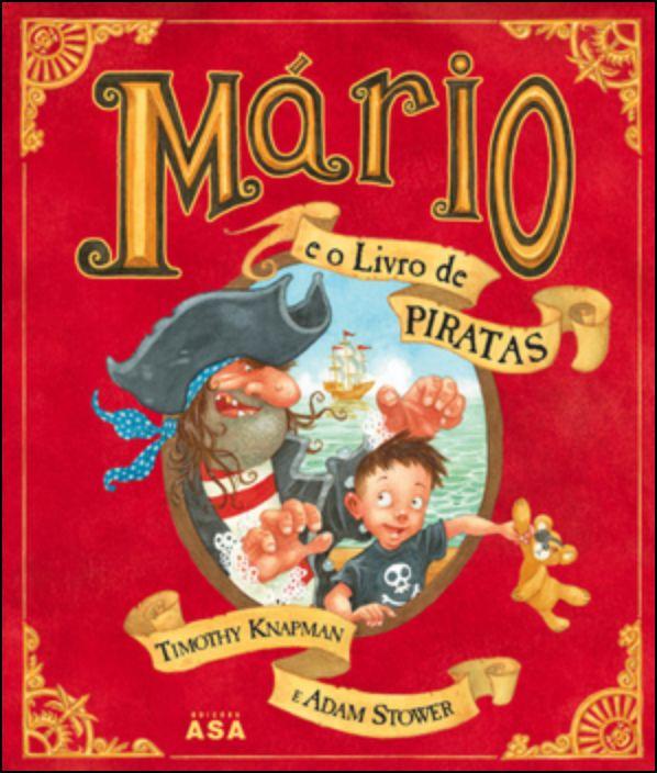 Mário e o Livro dos Piratas