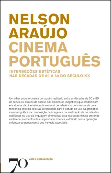 Cinema Português - Interseções estéticas nas décadas de 60 a 80 do século XX