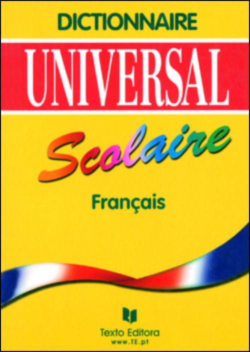 Dictionnaire Scolaire Français